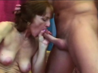 Hot as fuck granny is ready for a bang