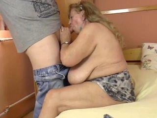 Fat grannies fuck best p1