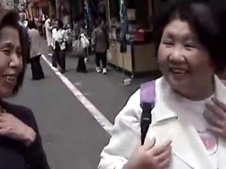 Sachi michiko - lesbian asian grannies