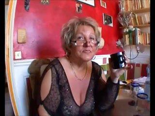 Indecent French Mature Teacher