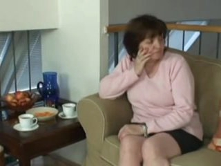 Older Man Bonks Grandma 1 - Ivana