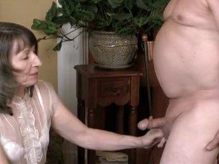 Best homemade Grannies adult video