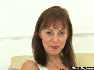 An older woman means fun part 32