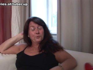 Gusti Tschopp & Gerti Berg in Two Lesbian Grannies - FunMovies