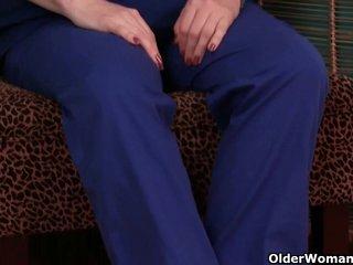 An older woman means fun part 224