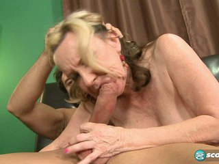 Daughter Fucks Good, But Mother Fucks Better - 60PlusMilfs