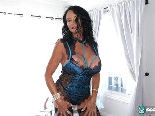 Rita gets ready - 60PlusMilfs