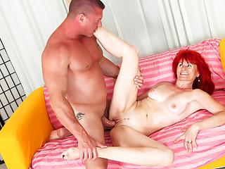 Patricie, Dillon A in I Wanna Cum Inside Your Grandma #11, Scene #03