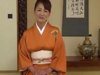 Japanese Grandmother 8