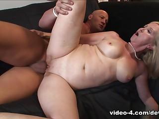 Best pornstar Annabelle Brady in Fabulous Blonde, Big Tits adult scene