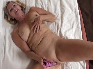 55 Year Old Granny I Like To Fuck With Anna Belle